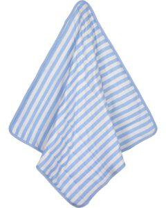 Blue Seven - boxkleed- blauw - Eileen4Kids