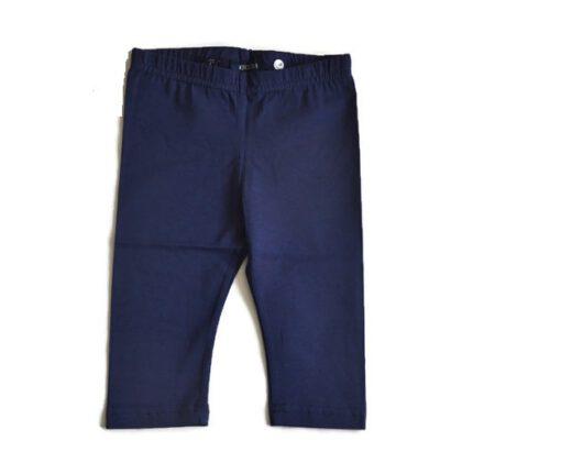 Blue Seven - capri legging - donker blauw - Eileen4Kids