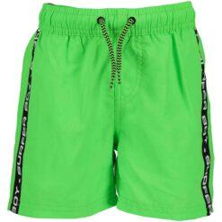 Blue Seven - jongens zwembroek - neon groen - Eileen4Kids