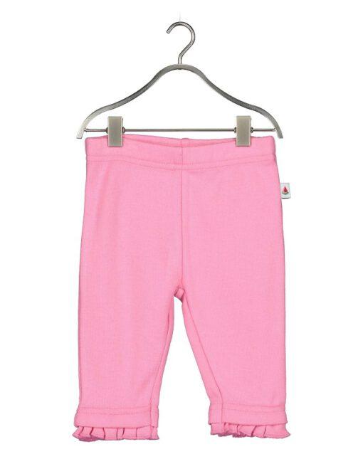 Blue Seven - newborn meisjes broek - roze - Eileen4Kids