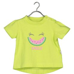 Blue Seven - newborn meisjes shirt - mint