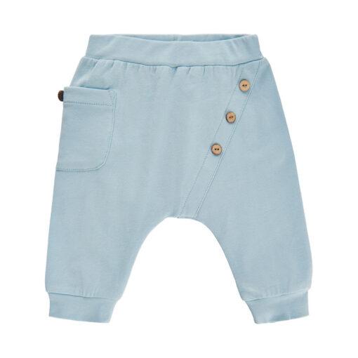 Pippi - baby broekje - blauw - Eileen4Kids