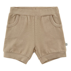Pippi - baby korte broek - beige - Eileen4Kids