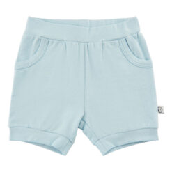 Pippi - baby korte broek - blauw - Eileen4Kids