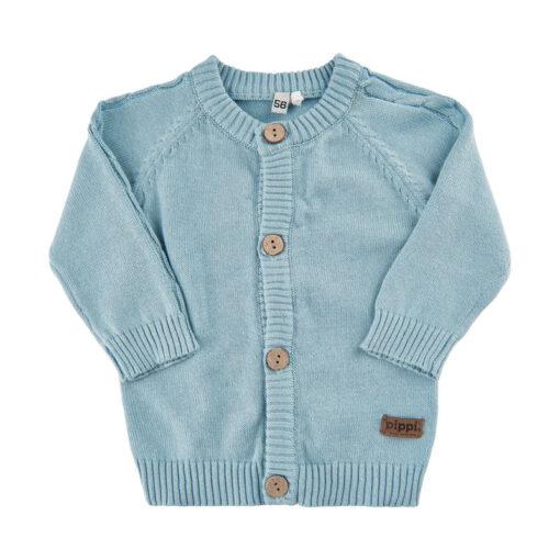 Pippi - baby vest - blauw - Eileen4Kids