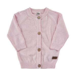 Pippi - vest - roze - Eileen4Kids