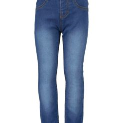 Blue Seven - meisjes jegging - denim - Eileen4Kids