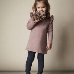 Creamie - meisjes tuniek - mauve - Eileen4Kids