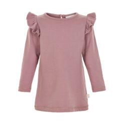 Creamie - meisjes sweat shirt - mauve - Eileen4Kids