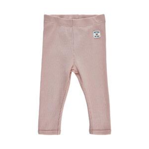 Me Too - baby broek - rib - roze - Eileen4Kids