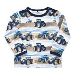 Me Too - baby shirt - tractoren - Eileen4Kids