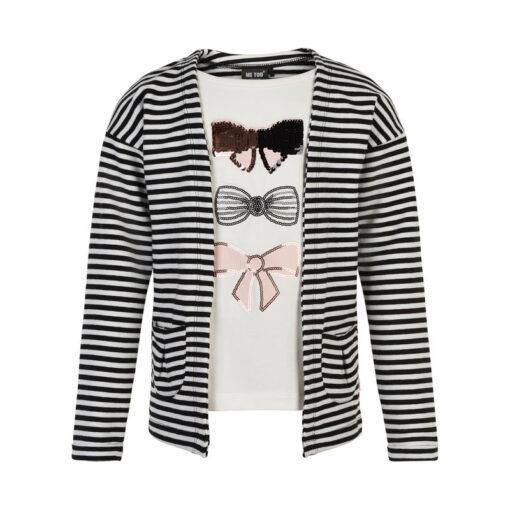 Me Too - meisjes shirt - lange mouwen - Eileen4Kids