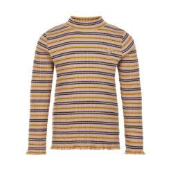 Me Too meisjes shirt - lange mouwen - golden glow - Eileen4Kids