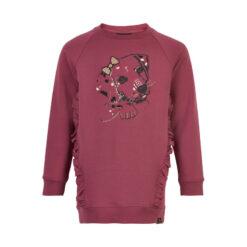 Me Too - meisjes shirt - lange mouwen - roze - Eileen4Kids