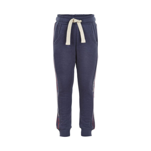 Minymo - jongens sweat pants - navy - Eileen4Kids