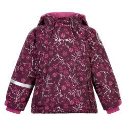 Minymo - meisjes winterjas loganberry - Eileen4Kids