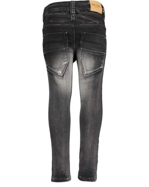Blue Seven - jeans - zwart - Eileen4Kids
