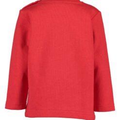 Blue Seven - kerst shirt - rood