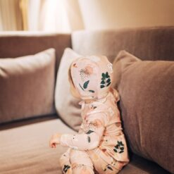 HEBE - newborn muts - sweet home - roze - Eileen4Kids