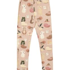 HEBE - legging - pink - Eileen4Kids
