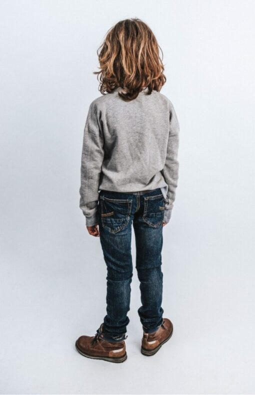 Blue Barn Jeans - Mud - skinny fit jongens denim - Eileen4Kids