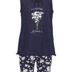 Blue Seven - 2-delige meisjes set - shirt & korte broek - Eileen4Kids