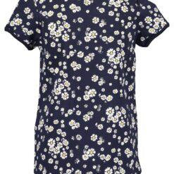 Blue Seven - t-shirt gebloemd - Eileen4Kids