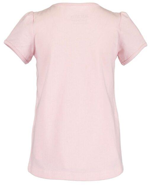 Blue Seven - meisjes t-shirt - roze - Eileen4Kids