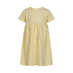Creamie - jurk - geel - Eileen4Kids