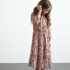 Creamie - jurk - roze Eileen4Kids