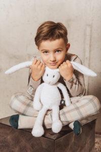 HEBE - knuffeldier - speelgoed - Eileen4Kids