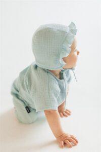 HEBE - summer hat - mint - Eileen4Kids
