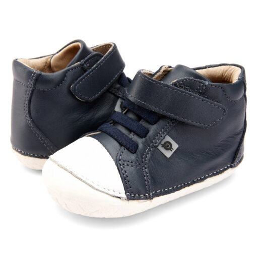 OLD SOLES - kinderschoen - High Pop Sneaker - navy - Eileen4Kids