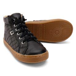Old Soles - kinderschoen - plush sneaker - zwart