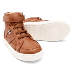 Old Soles - kinderschoen - starter shoe tan - sneaker