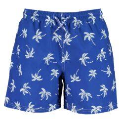 Blue Seven - jongens beach bermuda - palmen ocean blue - Eileen4Kids