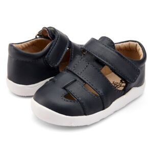 Old Soles - kinderschoen - klittenband - Free ground - navy - Eileen4Kids