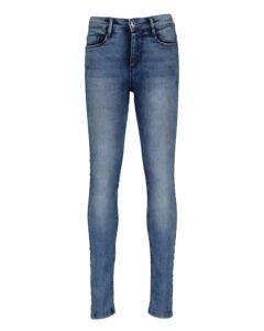 Blue Seven - meisjes jogjeans - jeansblauw ORIG - Eileen4Kids