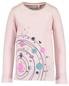 Blue Seven - meisjes shirt - roze - Eileen4Kids