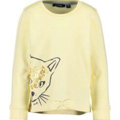 Blue Seven - meisjes sweatshirt - licht geel - Eileen4Kids