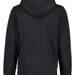 Blue Seven - jongens sweatshirt - capuchon - zwart - Eileen4Kids