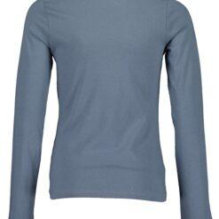 Blue Seven - meisjes shirt - blauw - Eileen4Kids
