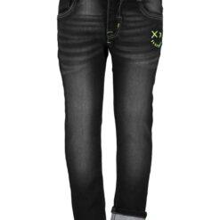 Blue Seven - jongens jog jeans - zwart - Eileen4Kids