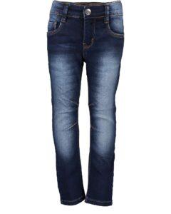 Blue Seven - jongens jog jeans (v) - blauw