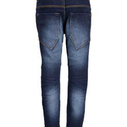 Blue Seven - jongens jog jeans (a) - blauw - Eileen4Kids