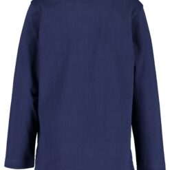 Blue Seven - jongens shirt - donker blauw - Eileen4Kids
