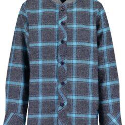 Blue Seven - jongens shirt - geruit - Eileen4Kids