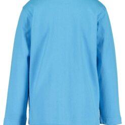 Blue Seven - jongens shirt - lange mouwen - licht blauw - Eileen4Kids