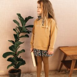 HEBE - sweater - mustard