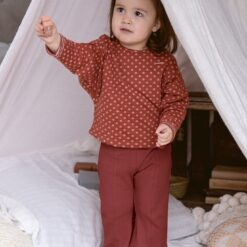 Riffle Amsterdam - shirt - vlinder mouwen - Eileen4Kids